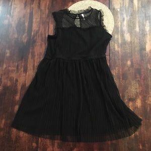 Xhilaration crimped tulle dress